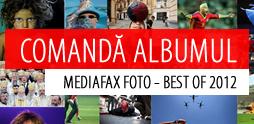 Comanda album Best of 1990-2011 - Mediafax Foto